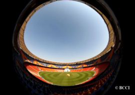 Narendra Modi Stadium, Ahmedabad