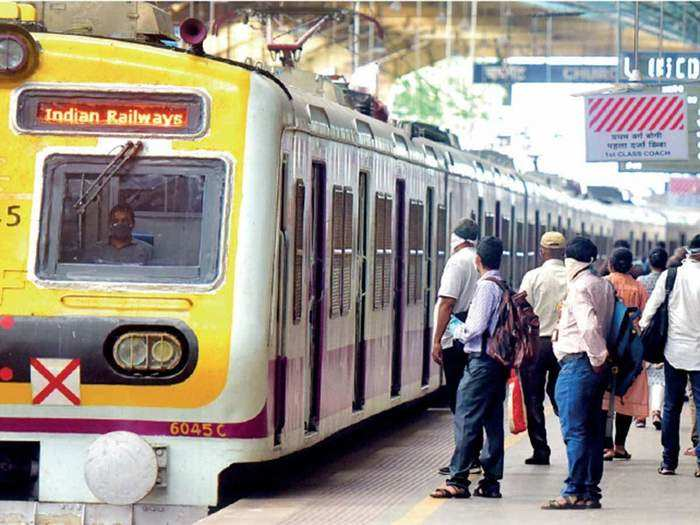 mumbai local train service