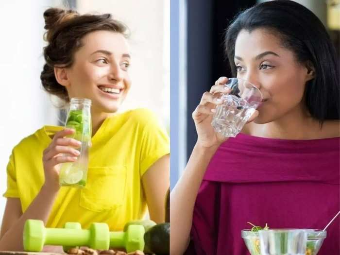 special detox tips to flush out toxins and reduce weight after eating sweet and oily food in marathi