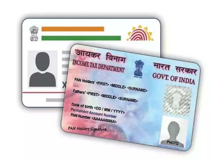 pan-aadhaar linking deadline, how to check pan and aadhaar linking status