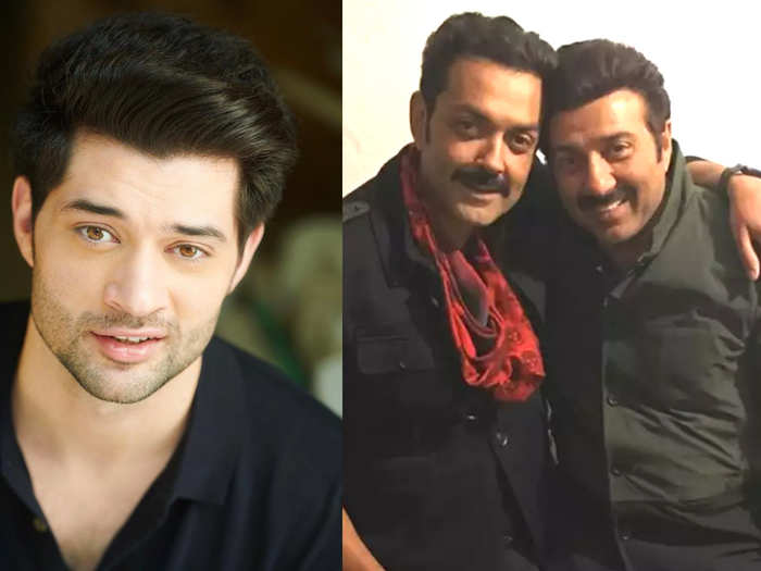 Sunny Deol's younger son Rajveer Deol gears up for his debut