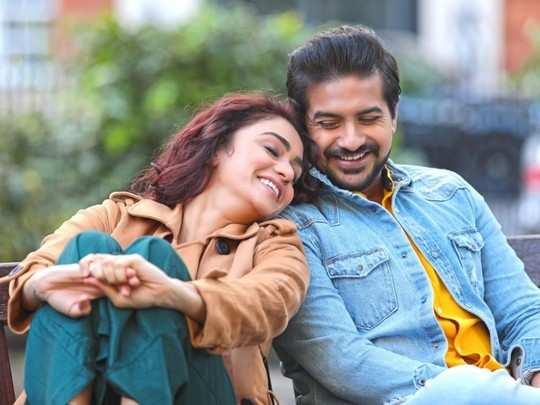 Amruta Khanvilkar and Pushkar Jog Most Awaited Film Well Done Baby Trailer  Release - अमृता आणि पुष्कर जोग यांच्या 'वेल डन बेबी'चा ट्रेलर पाहिलात का? |  Maharashtra Times - Maharashtra Times