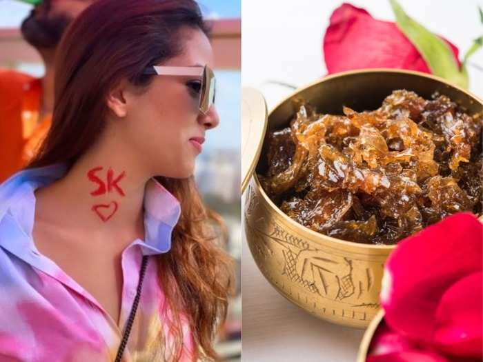 mira rajput shares homemade gulkand ayurvedic secret recipe for good health