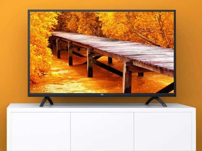Mi smart tv under 20000 in india