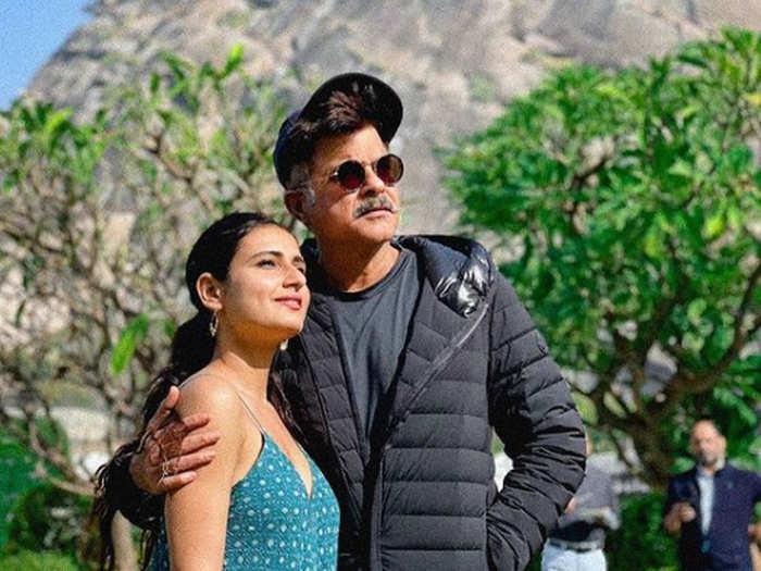 Fatima Sana Shaikh And Anil Kapoor