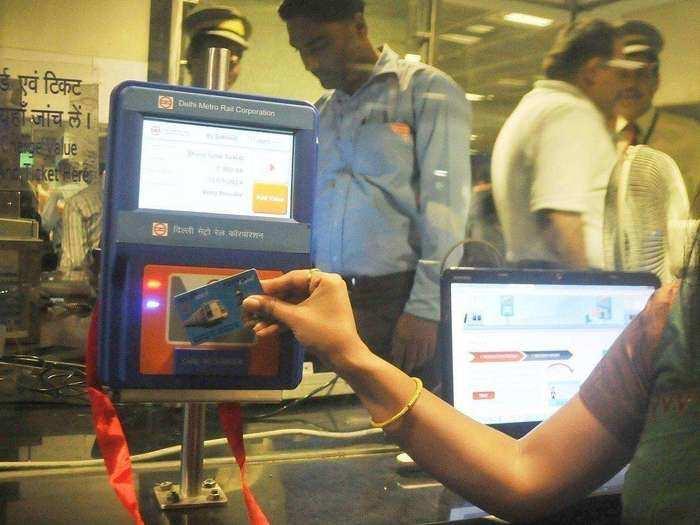 Delhi-Metro-Recharge
