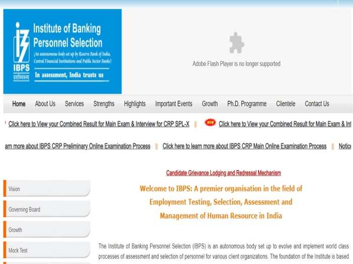 IBPS Result 2021 for SO and PO posts