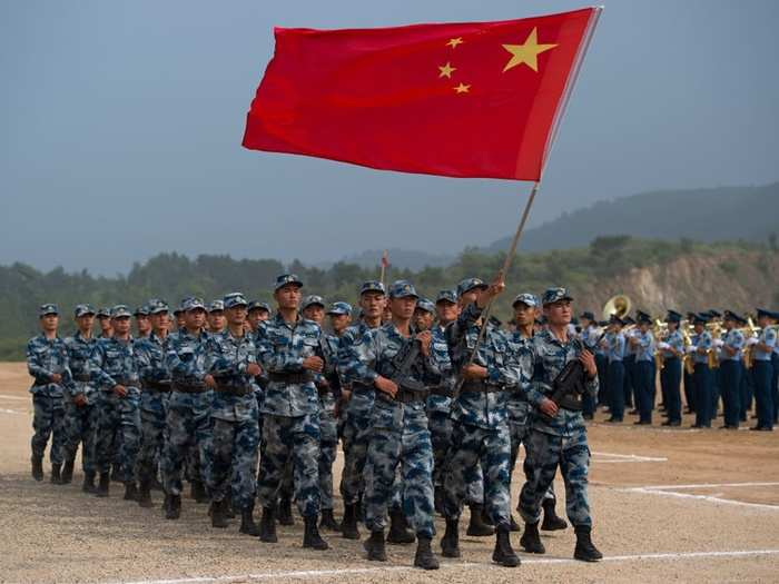 Chinese Army China PLA 04