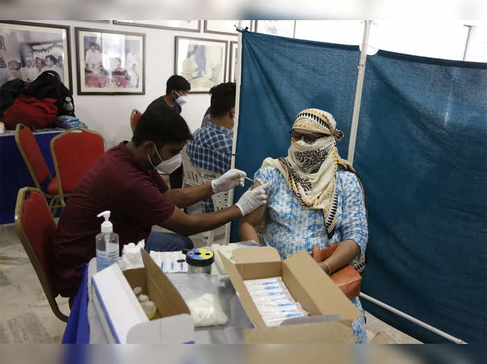 vaccination in india