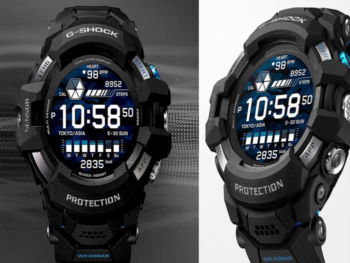 Casio G-Shock Rugged Smartwatch Launched Price