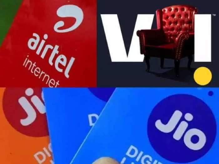Jio Airtel Vi Prepaid Plans with Disney Hotstar