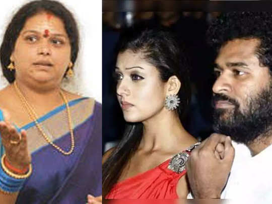 prabhu deva birthday special unknown facts about his extra marital affair with nayanthara