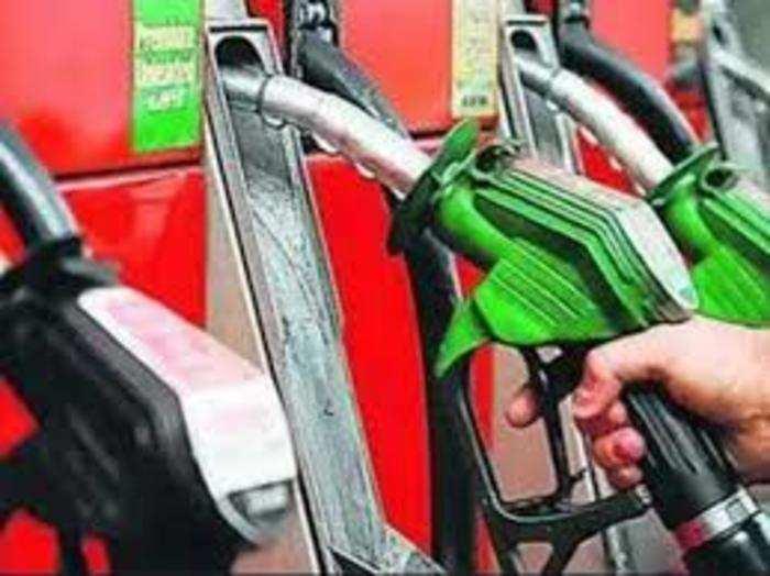 पेट्रोल-डीजल की कीमतों में लगातार पांचवें दिन कोई बदलाव नहीं हुआ।