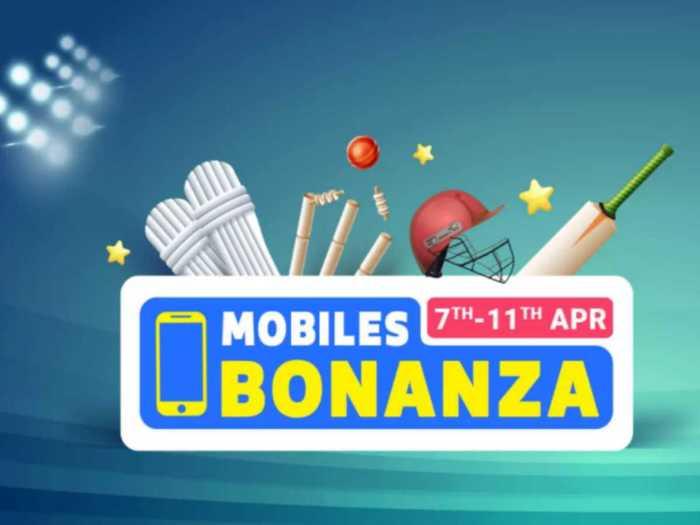 7 अप्रैल से Flipkart Mobile Bonanza Sale, iPhone SE समेत इन मोबाइल्स पर मिलेंगी शानदार डील्स