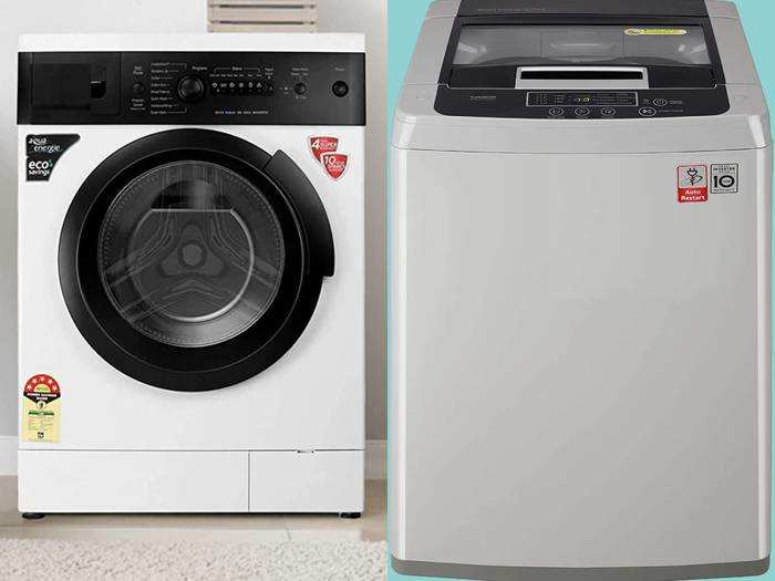 Washing Machine : किफायती और इस्तेमाल में आसान Washing Machine की खरीदे पर 4,000 रुपए तक की बचत