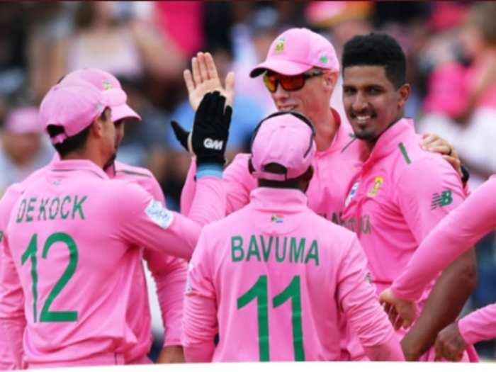 साउथ अफ्रीका क्रिकेट टीम