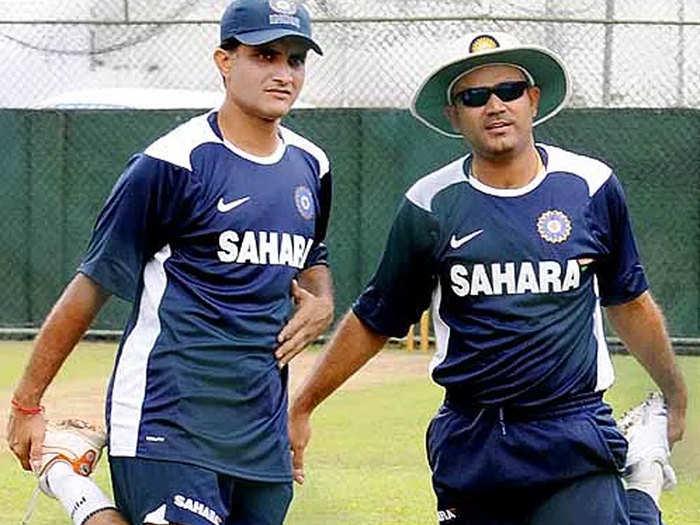 When Virender Sehwag taught Sourav Ganguly a key lesson in captaincy during  Natwest 2002 final; Sourav Ganguly Virender Sehwag captaincy Kissa: जब  वीरेंदर सहवाग ने दी कप्तानी की सीख, सौरभ गांगुली ने