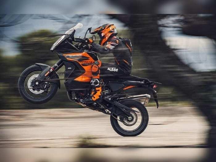 2021 KTM 1290 Super Adventure S