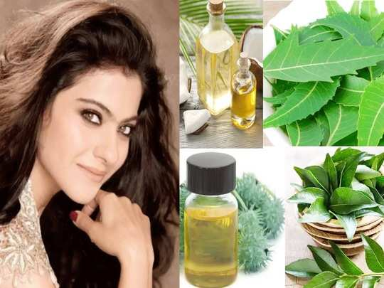 ayurvedic tips curry leaves and neem leaves oil for strong hair in marathi