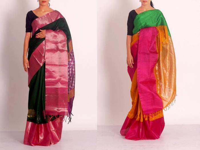Silk Saree : 7,500 रुपए की डिजाइनर सिल्क साड़ी मात्र 2,499 रुपए में, आज ही करें ऑर्डर