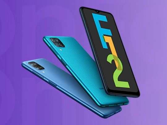Samsung Galaxy F12 and Samsung Galaxy F02s Launched in India, Konw Price, Specifications and Features : Samsung Galaxy F12 में है 6000mAh बैटरी, Galaxy F02s से भी उठा पर्दा - Navbharat Times