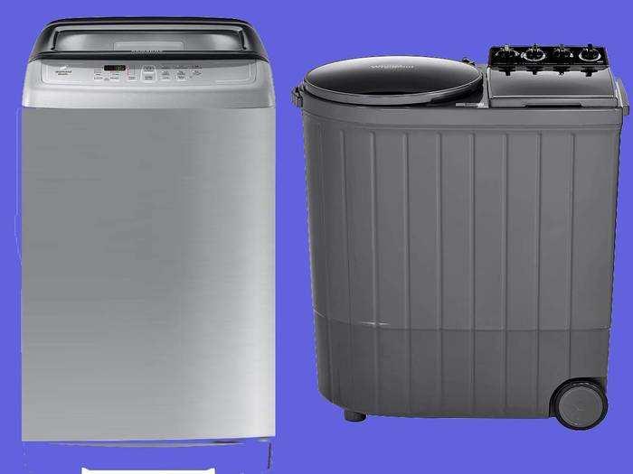 Washing Machine : 10.5 KG तक की पावफुल Washing Machine पर मिल रहा है 21% तक की छूट, जल्दी करें ऑर्डर