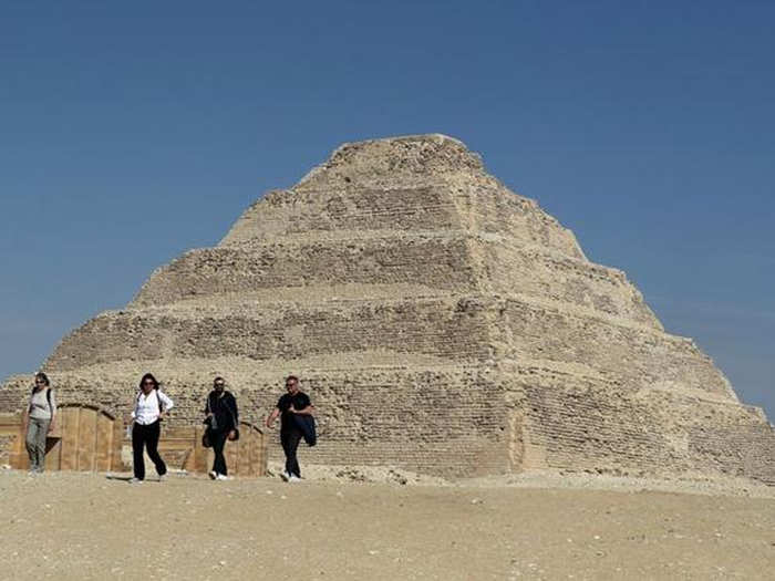 मिस्र का पिरामिड
