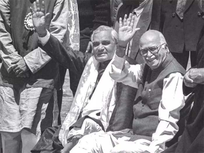 bharatiya janata party 41st foundation day how bjp was founded after jan sangh