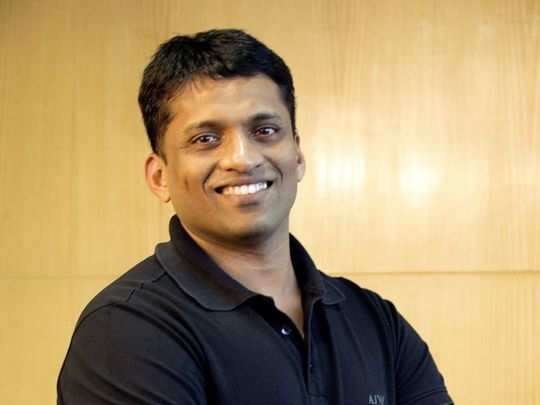 who is byju raveendran, story of byjus and its founder