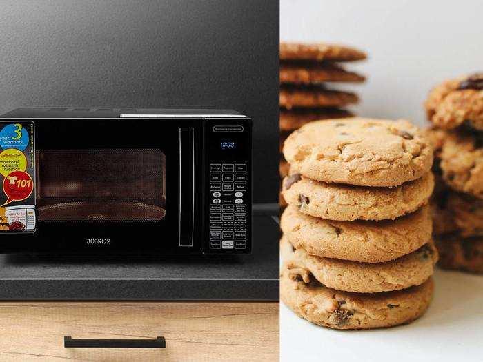 Microwave Oven : खाने के हैं शौक तो घर ले आएं ये Microwave Oven, सिर्फ 8,749 रुपए की कीमत से शुरू