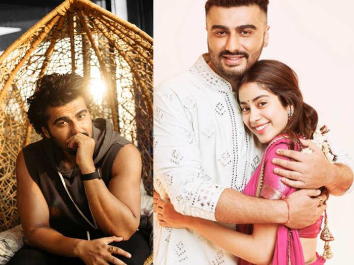 Janhvi Kapoor Hilarious comment on Arjun Kapoor latest pictures
