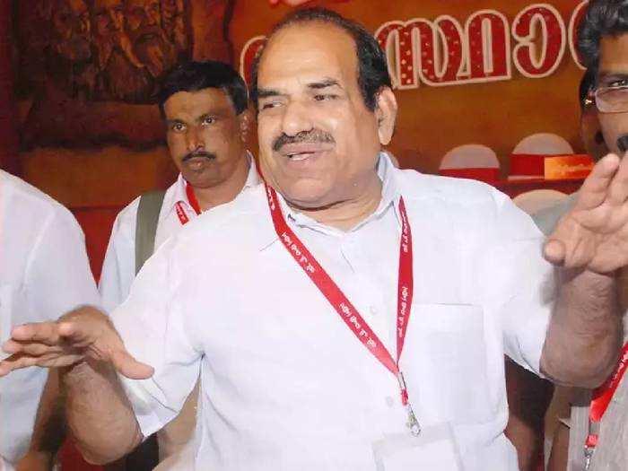 കോടിയേരി ബാലകൃഷ്ണൻ. Photo: TOI