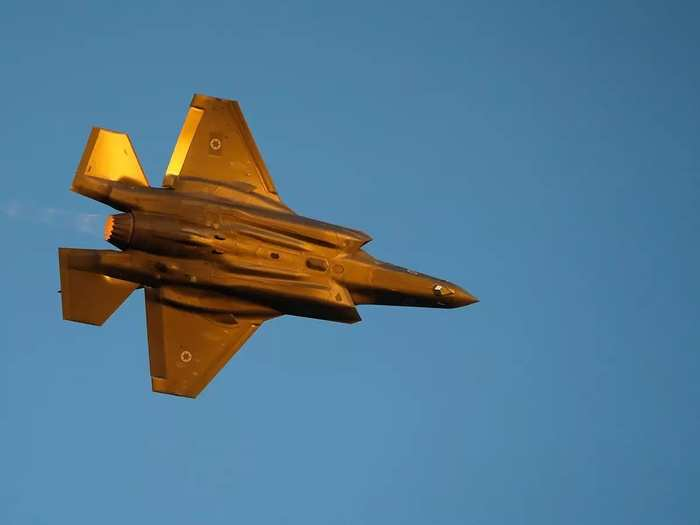 F-35 Jet 0113
