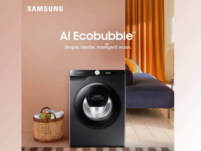 Samsung लाया AI तकनीक वाली वॉशिंग मशीन, हिंदी भाषा को समझकर खुद करेगी काम