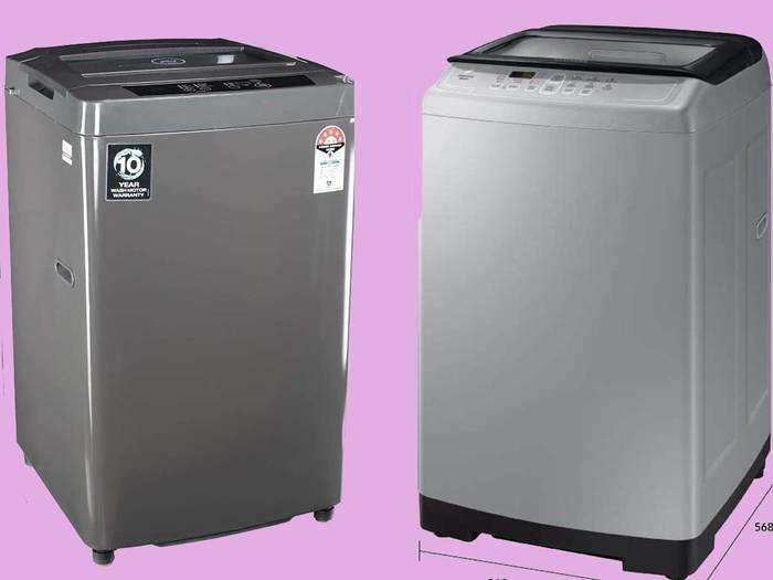 इन Washing Machine की मदद से कुछ मिनटों में धुलें चमकदार कपड़े, मिल रहा भारी डिस्काउंट