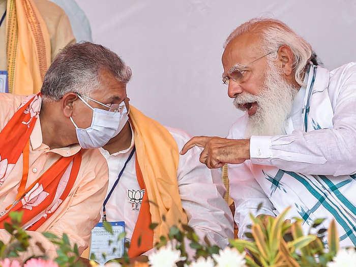 how rashtriya swayam sevak sangh rss shaped bharitya janata party bjp in west bengal assembly election