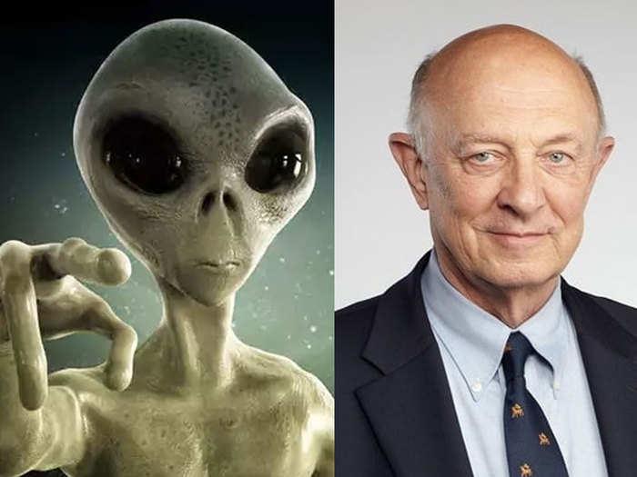 Aliens cia