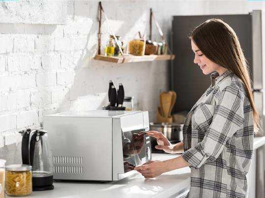 44% तक की छूट खरीदें ये 5 स्टार रेटिंग वाले Microwave Oven