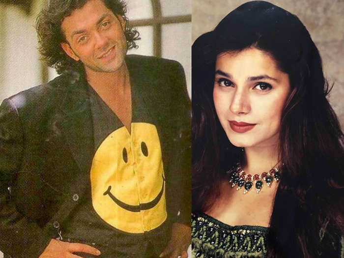 bobby deol and neelam kothari affair and dating him for five years actress spoke about breakup