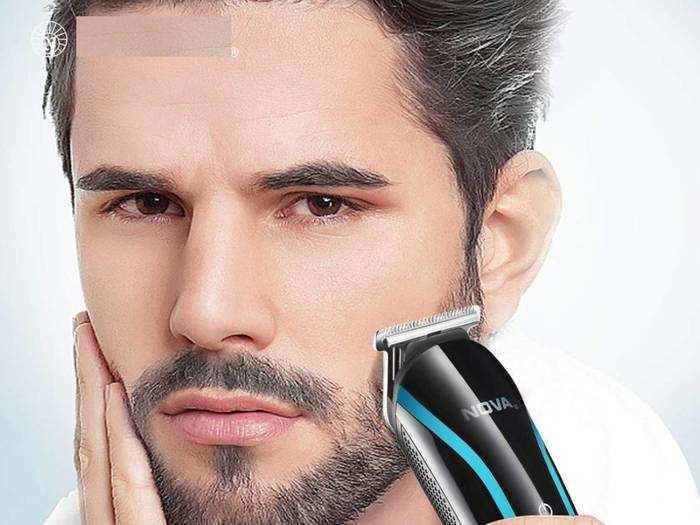 बार बार सैलून जाने के झंझट से पाएं छुटकारा, मात्र 584 रुपए से शुरू है इन Beard Trimmers की रेंज