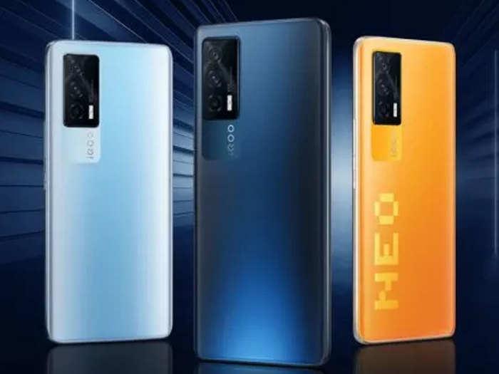 iQOO-Neo5