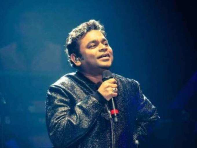 AR Rahman played piano on the stage of Indian Idiol 12