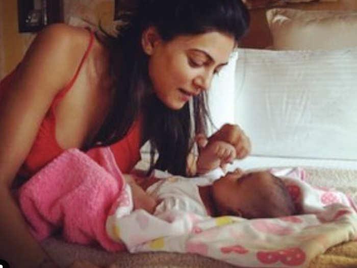 Sushmita Sen shared a video of daughter Alisah