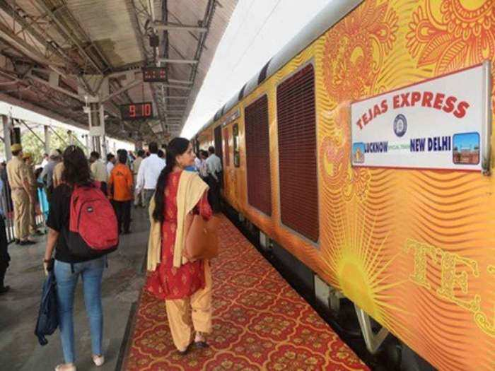 lucknow new delhi tejas express closed again, know what is the reason