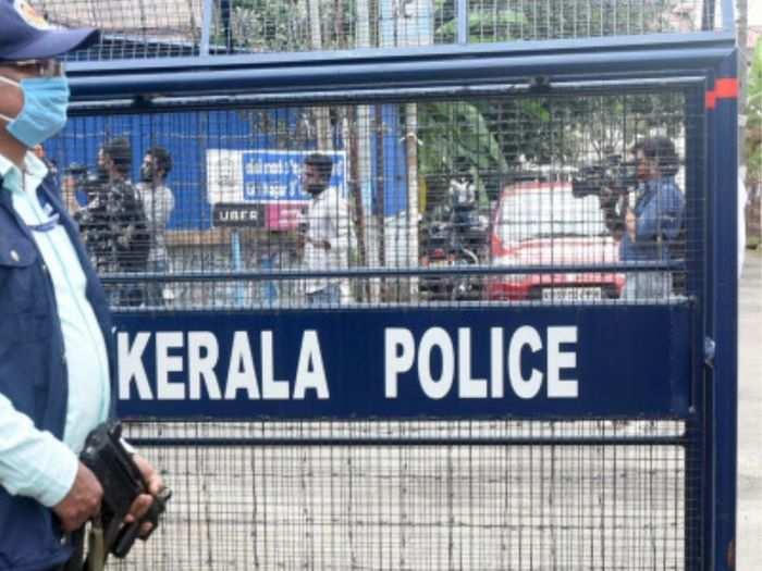 Kerala police rep
