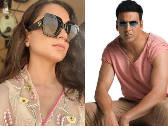 Kangana Ranaut says shes got secret calls from Akshay Kumar