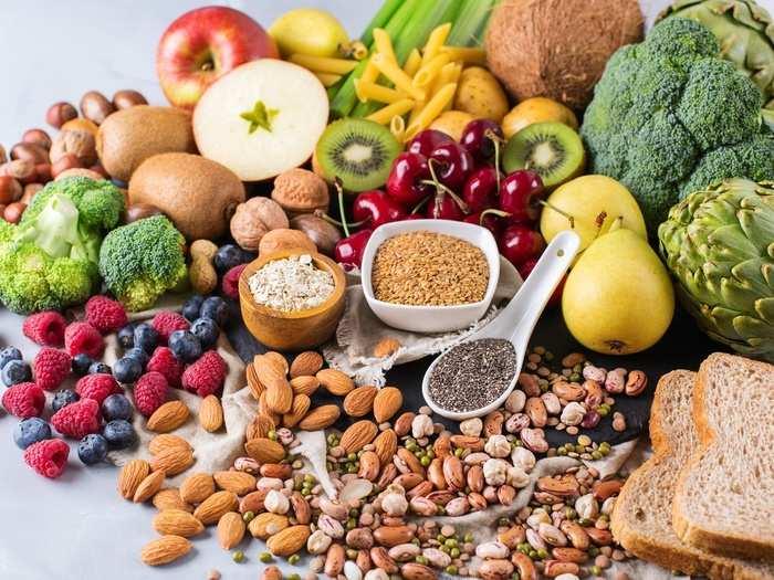 fiber-rich food