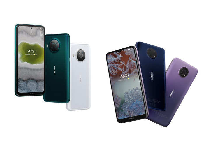 hmd launches 6 new smartphone under x series g series and c series know price and other specifications