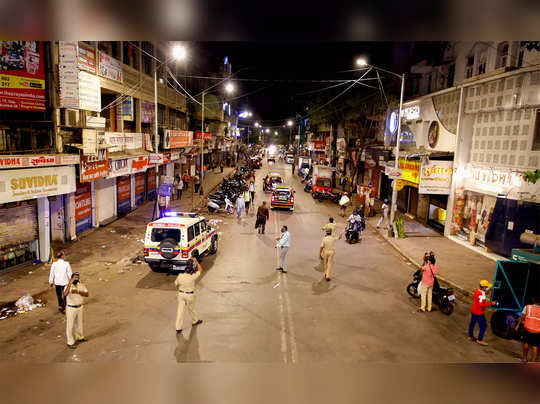 night curfew imposed