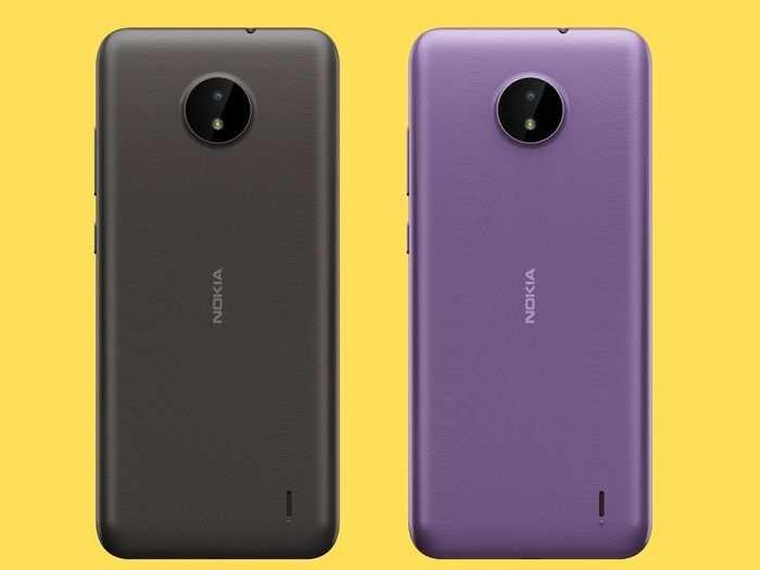 नोकिया ने लॉन्च किए दो बेहद सस्ते मोबाइल Nokia C10 और Nokia C20, देखें प्राइस और फीचर्स